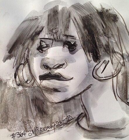 Tite face #364