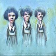 3-tites-soeurs bleu-n1  ÖMiserany©
