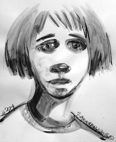 Tite face #374