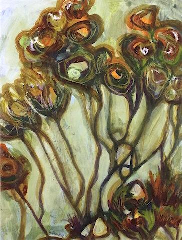 Le chant des fleurs psychédélique