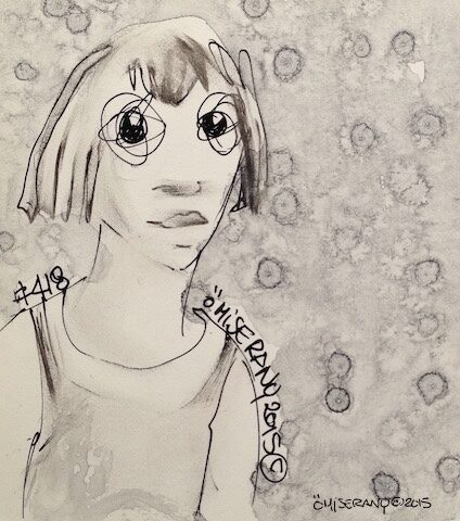 Tite face #418