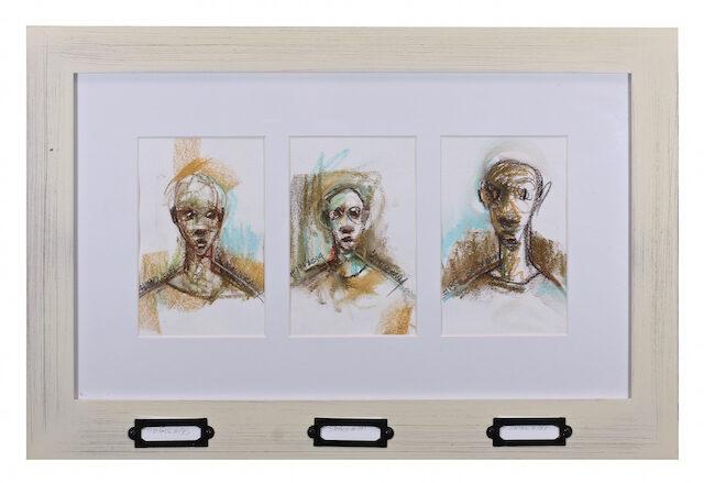 Trio Titeface #187 - 190 - 191 A