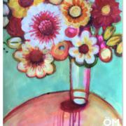 En équilibre gentille fleurs ÖMiserany©