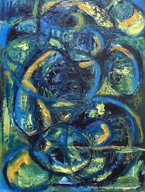 Abstraction  tourbillon