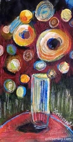 En équilibre van Gogh