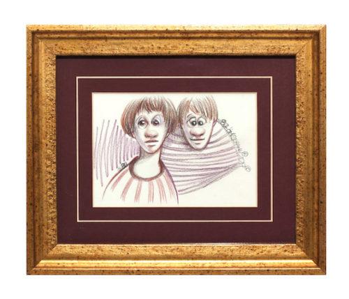 Titeface couple sanguine #811-812