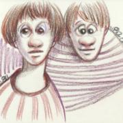 Tite face couple #811-812