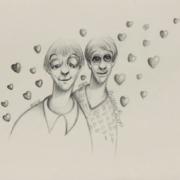 Tite face d'amour #822-823