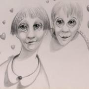 Tite face d'amour #826-827