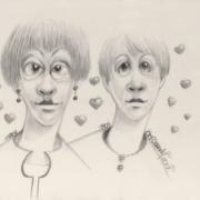 Tite face d'amour #807-808