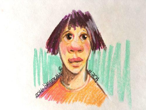 Tite face #704