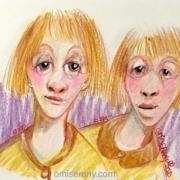 Les jumeaux Titeface #792-793