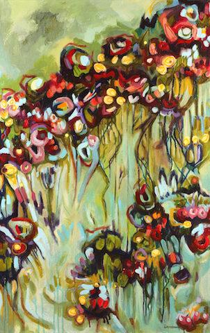 Le chant des fleurs No 6
