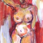 Femme tribal