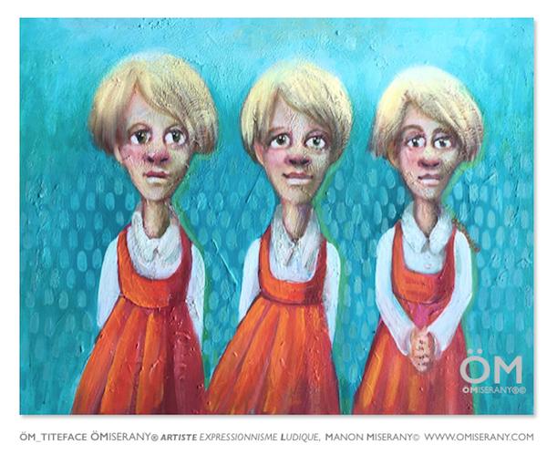 Le Trio TiTEFACE famille, ÖMiserany©