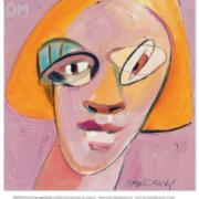 TiTEFACE, visage expressionniste ,ÖMiserany©