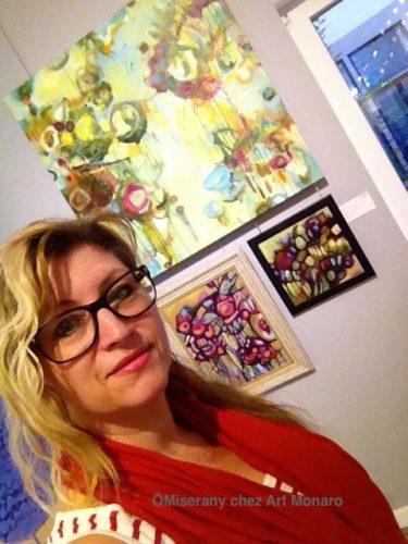 à Art Monaro ÖMiserany fait partie des artiste représenté