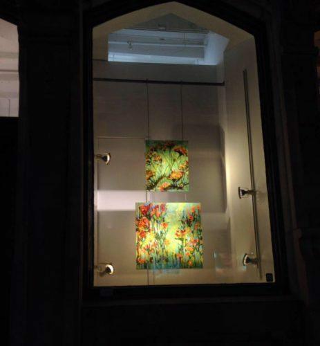 En vitrine chez Arts Monaro, aujourd'hui :) une belle surprise ! #ÖMiserany