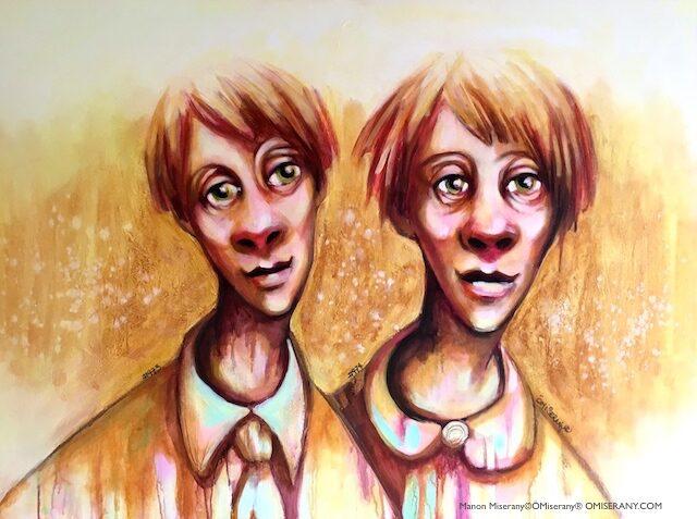 Ti-couple de Tite face douce #973-#974