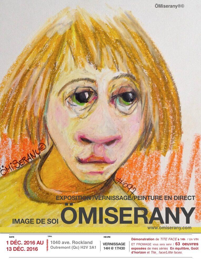 poster image de soi- tite face