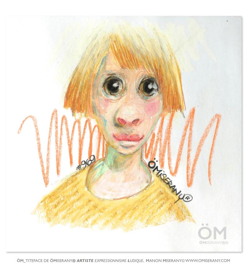 titeface-969:1001- omiserany-2019-pastel-papier-8x8-9
