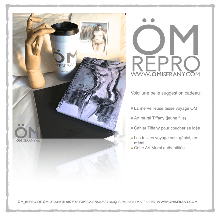ÖM_Repro collection logo et Tiffany