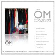 Astuces rangement vêtement dans un garde-robe  -services  ÖM_organisation de ÖMiserany