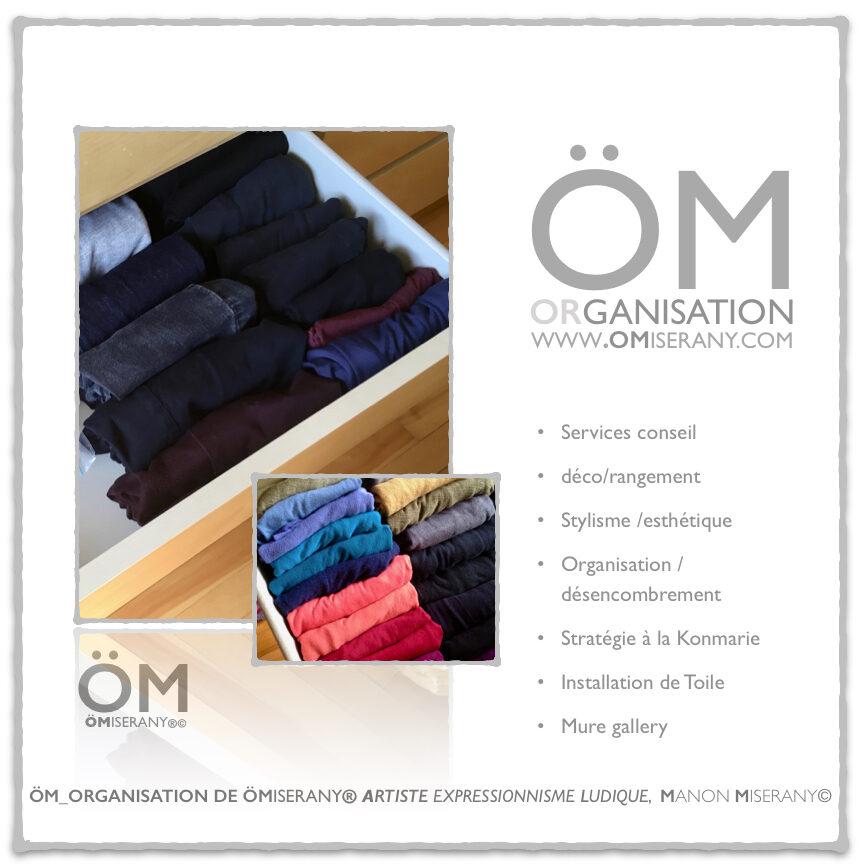 Astuces rangement vêtement-services  ÖM_organisation de ÖMiserany
