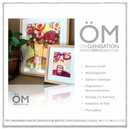 ÖM-ORGANISATION en équilibre brioche D'amour
