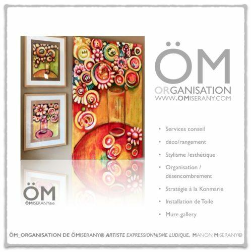 ÖM-ORGANISATION en équilibre magique, 2018