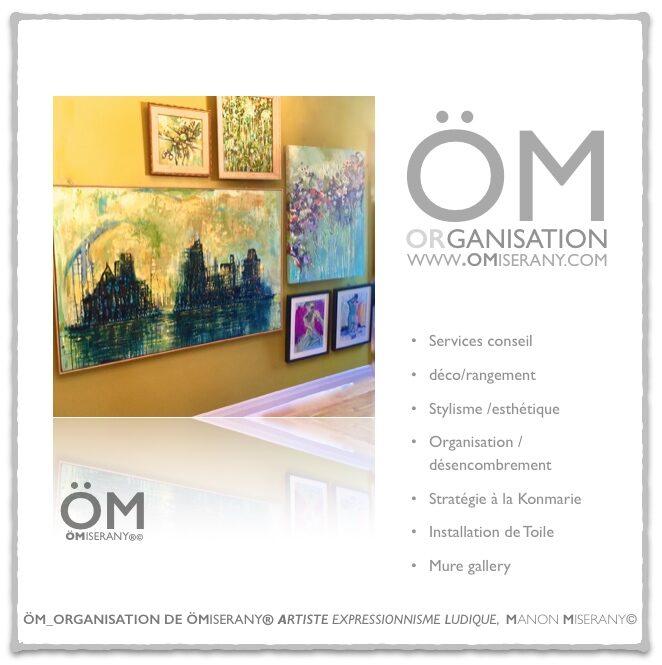 ÖM_Gallery-ÖMiserany comptemporain - deco- suggestion bleue et mauve fluide et sensuelle