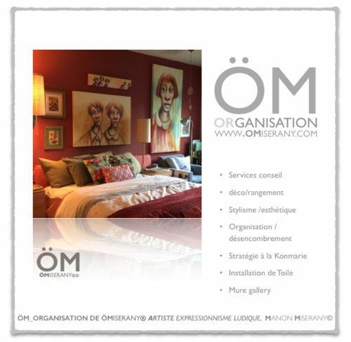 ÖM-ORGANISATION les Titeface