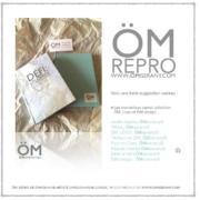 ÖM_REPRO carnets collection-logo defi et ÖMiserany
