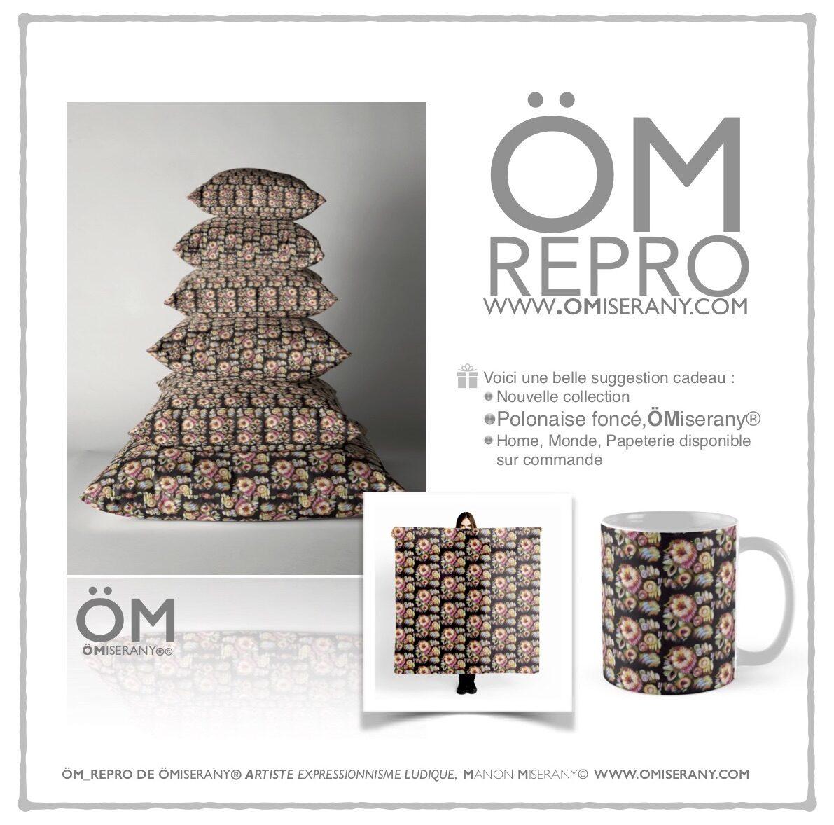 ÖM_REPRO #14-polonaise-foncée-ÖMiserany® 2018