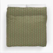 Housse de couette de la collection, polonaise verte ÖMiserany®