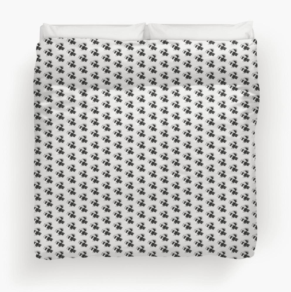 housse de couette-king #29 -toilette paper, ÖMISERANY®