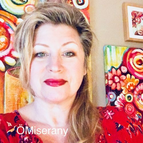 Manon Miserany artiste
