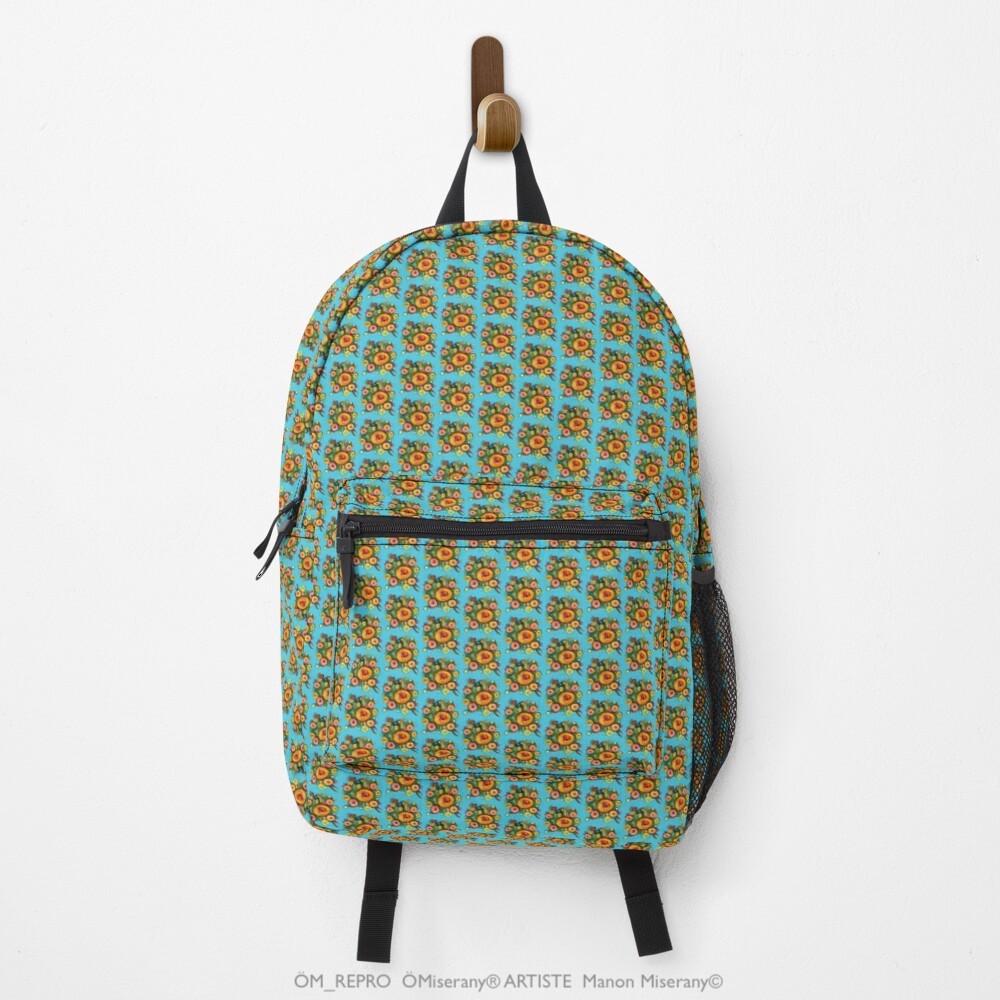 sac à dos 16- Collection polonaise bleu ÖMiserany®