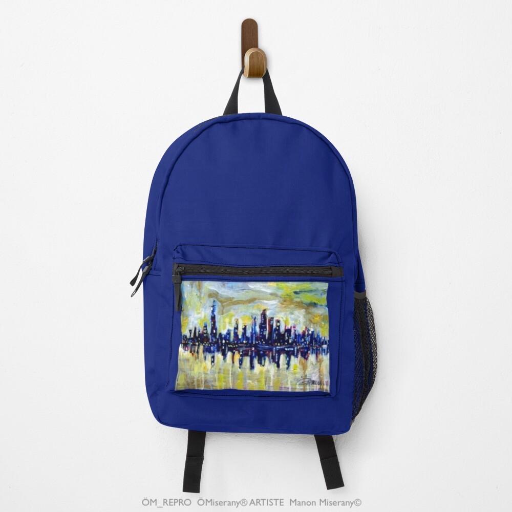 sacs à dos 12-Collection Gout horizon NY ÖMiserany®