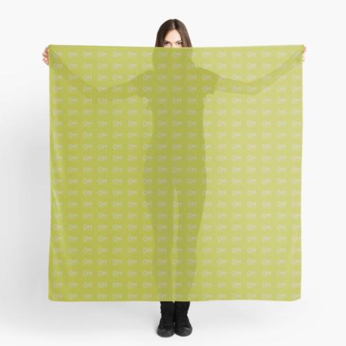 foulard-jardin anglais-2019-ÖMiserany® ARTISTE  Manon Miserany©