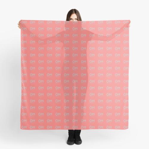 foulard- Nénuphar 2019 ÖMiserany® ARTISTE  Manon Miserany©