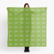 foulard-pâques intense 2019 ÖMiserany® ARTISTE  Manon Miserany©