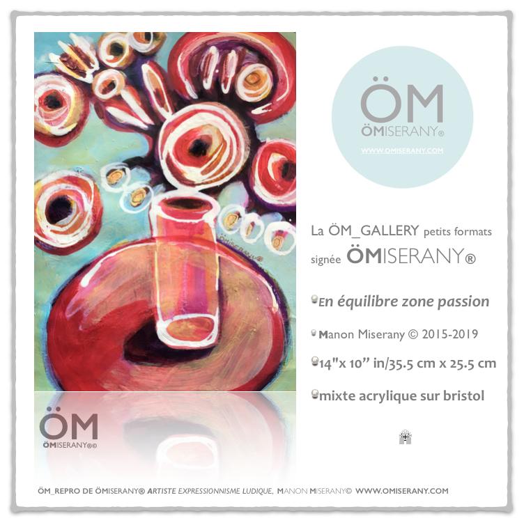 Portfolio de ÖM_GALLERY les Petits formats disponible de l'artiste ÖMISERANY