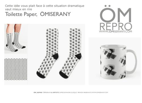 ÖM_REPRO ÖMISERANY -collection toilette paper-2020 -bas