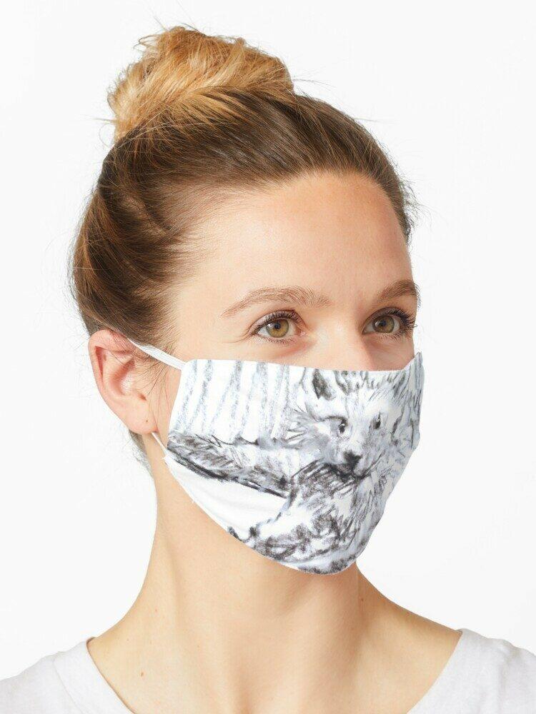 masque 11- Collection Titeface de ZAF ÖMiserany®