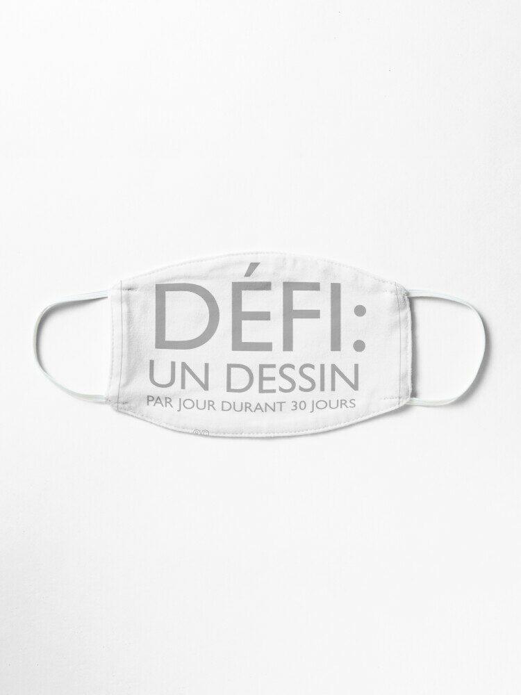 masque #10-Défi design ÖMiserany®2018